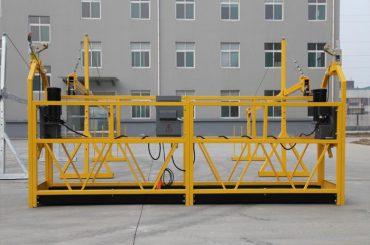 ອຸປະກອນການເຂົ້າເຖິງຊົ່ວຄາວ / gondola / cradle / scaffolding zlp500