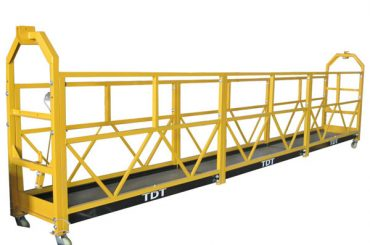 customized zlp1000 suspension platforms ການບໍາລຸງຮັກສາ cradle ກັບເຊືອກເຊືອກ 8.6 ມມ