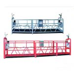 ZLP500 Ssupended Access Equipment / Gondola / Cradle / Scaffolding For Construction
