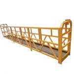 ເຊືອກ hanging suspension platform, zlp630 ເຄື່ອງຈັກໃນການກໍ່ສ້າງ gondola ເຄື່ອງ